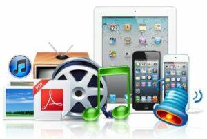 File transfer for iPhone, iPad, iPod and Mac