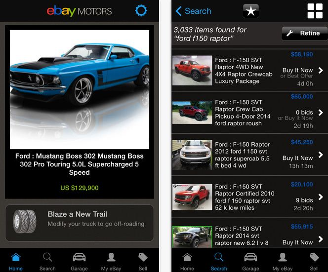 Make ad on Car through iPhone app