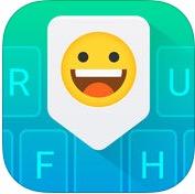 4 Kika Keyboard Emoji keyboard for iPhone
