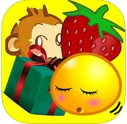7 Emoji Keyboard with GIF text and picture
