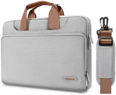 MOSISO MacBook 12 retina Briefcase for Student, Office, and Others