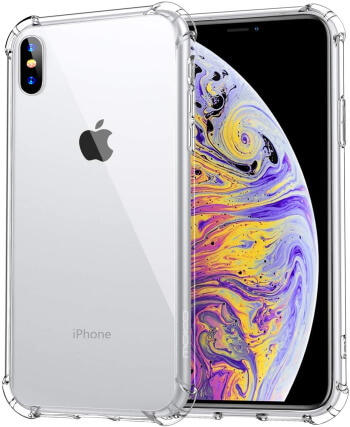 MoKo Bumper Case for iPhone XS