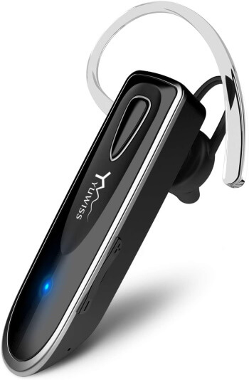 Yuwiss Bluetooth Headset for iPhone
