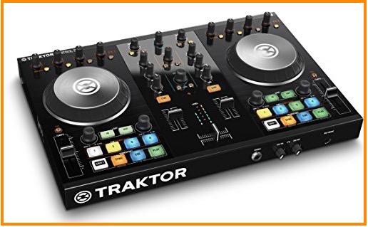 4 Native Instruments for iPad DJ mixer