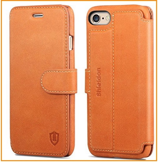4 SHIELDON iPhone 6 leather case