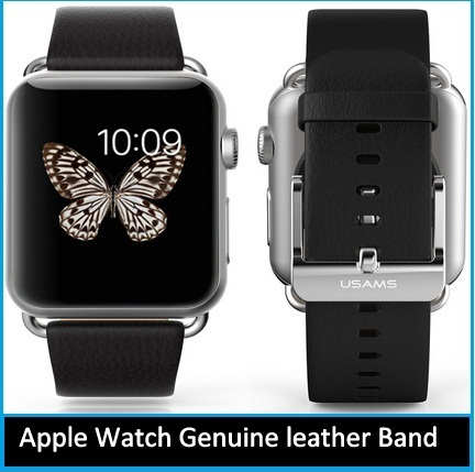Here are Best Apple Watch leather Bands 38mm