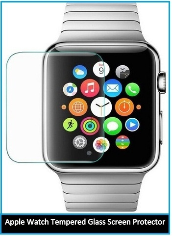 Best 42mm Apple Watch Tempered Glass Screen Protector