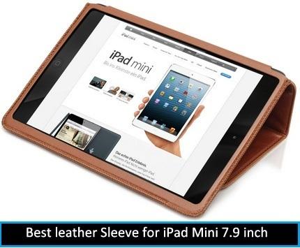 Top 7 Best Sleeves for iPad Mini 2 and iPad Mini 3 Retina deals 2015