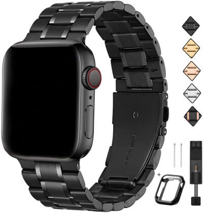 Bestig Stainless Steel Band for 42mm Apple Watch