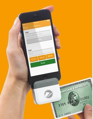 Best iPhone credit card reader apps 2015