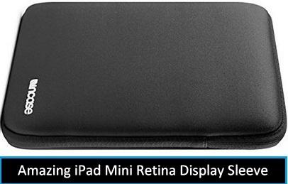 Best iPad Mini 2 and iPad Mini 3 Incase neoprene Pro Sleeve
