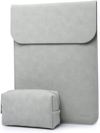 HYZUO Leather Sleeve Widely Compatible