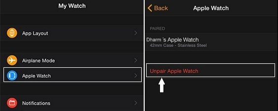 How to use or Setup Apple Watch with Multiple iPhones