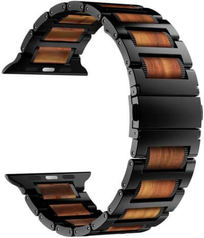 Natural Wooden Sandalwood Bracelet Strap
