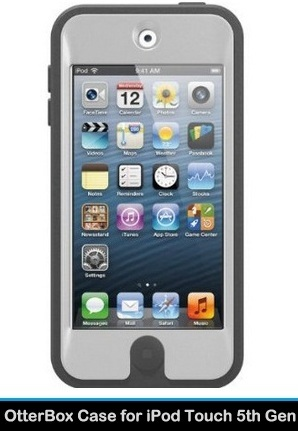 waterproof case for iPod touch 5 Generation