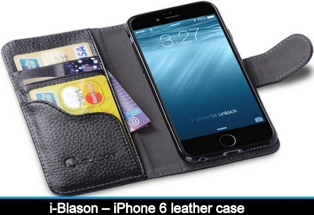 Best Credit Card wallet Case for iPhone 6