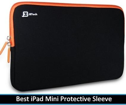 Jet Tech Sleeve for iPad Mini 2 and iPad Mini 3