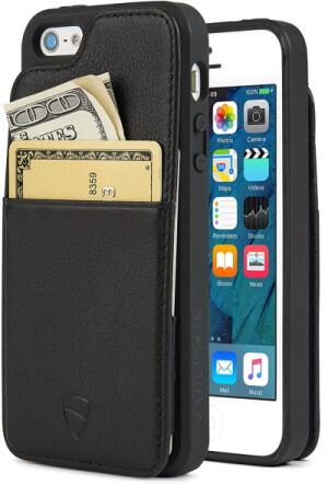 Vaultskin Wallet Case for iPhone