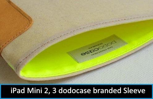 iPad Mini dodocase - Professional's first Choice ever