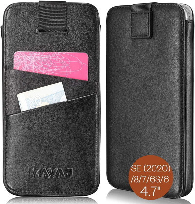 iPhone 6 Leather Case by KAVAJ