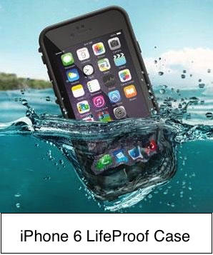 WaterProof case for iPhone 6 Cases