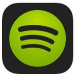 Spotify iOS device app for live music