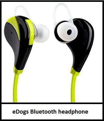 eDogs Wireless headphone and handset