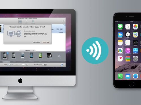 Easy to transfer video from Mac to iPhone, iPad and iPod touch
