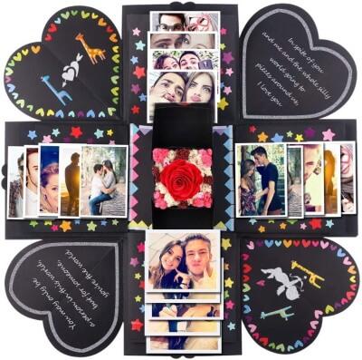 Special Valentine Gift Photo Album
