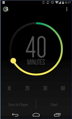 1 Sleep Timer for apple music on android