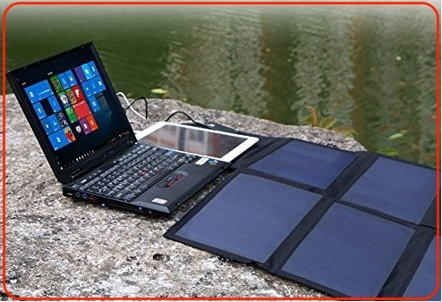 1 X-DRAGON Solar Charger for iPhone, ipad and Mac