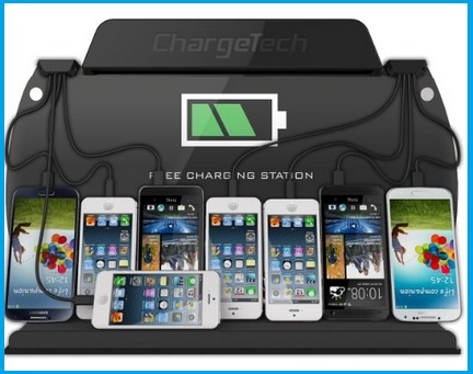 ChrageTech Docking Station for All devices
