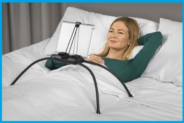 Movable arm iPad Stand for all size