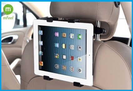Hard Car mount stand for all iPad