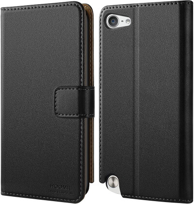 HOOMIL Leather Case for iPod Touch