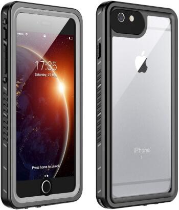Huakay iPhone 6 Plus Waterproof Cases