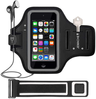 JEMACHE Armband for iPod Touch 7