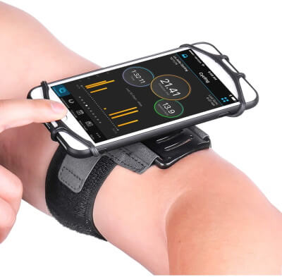 Newppon Rotatable Armband for iPod Touch 7 and 6
