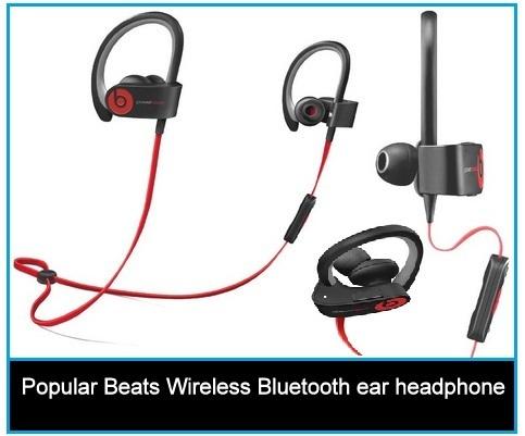 Popular Beats Wireless Bluetooth ear headphone