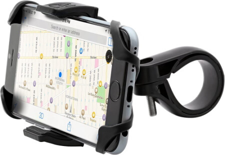 The Aduro Bike Mount Holder for iPhone