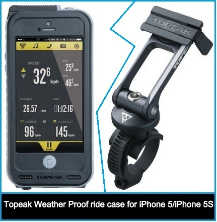 Best Bike Mount Holder for iPhone 5/iPhone 5s 2015