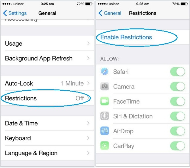 Hide Apps on iPhone Without Third-Party Apps on iPad Air, iPad Mini, iOS 9