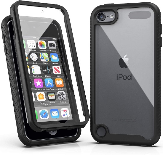 ipod touch 7 case cover heavy duty