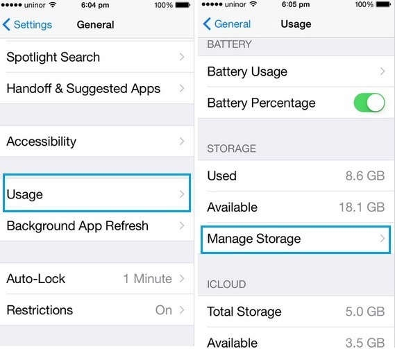 Steps on how to delete apps from iPhone and iPad permanently