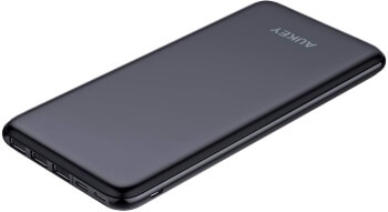 AUKEY USB C Power Bank for iPhone 11, XR, XS Max