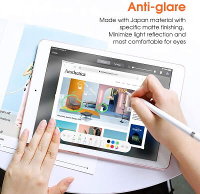Paperfeel Matte Screen Protector for iPad Air 3