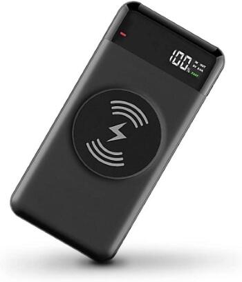 Prestige Power Bank 10000mAh USB-C Qi Charging