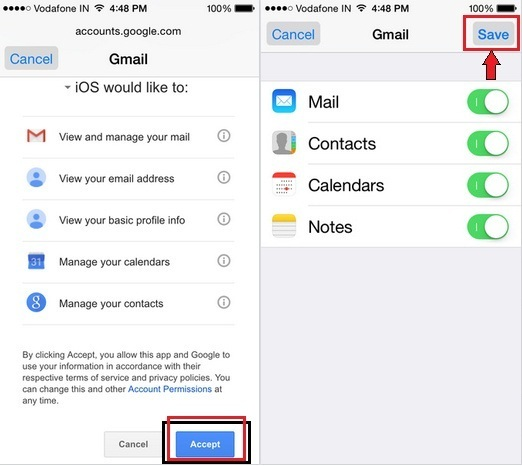 how to add new mail account on iPhone
