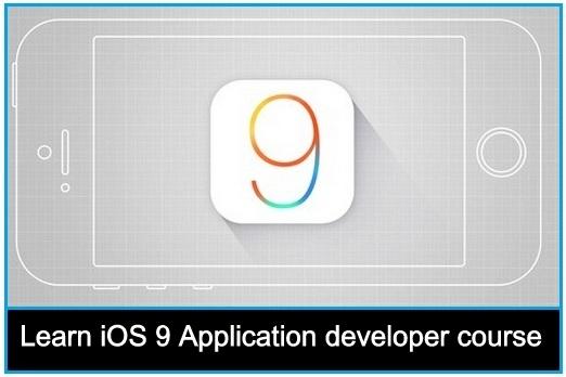 Get iOS 9 App development course by Udemy