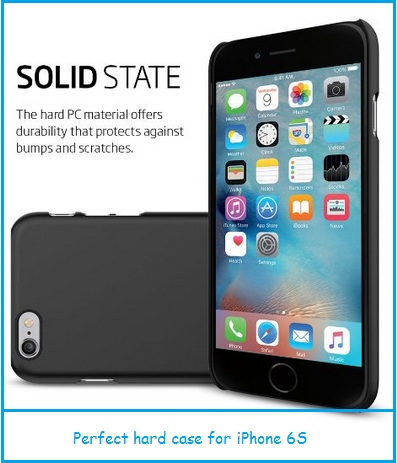Hard back iPhone 6S case in 2015